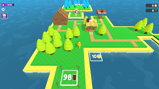 Craft Island Mod Apk 1.11.5 (Free Shopping) 6