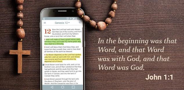 kjv bible - red letters king james version hack