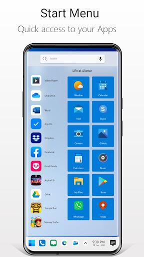 Computer Launcher 2 10.01 Screenshots 2