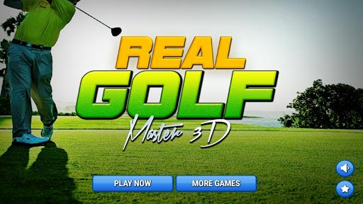 Real Golf Master 3D 1.1.11 screenshots 1