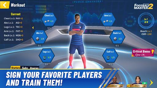 Football Master 2 - Soccer Star  screenshots 2