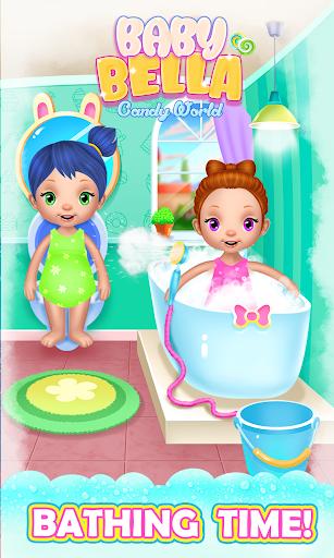 Baby Bella Candy World