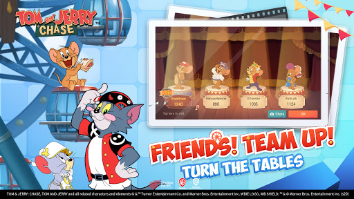 Tom and Jerry: Chase apktram screenshots 16