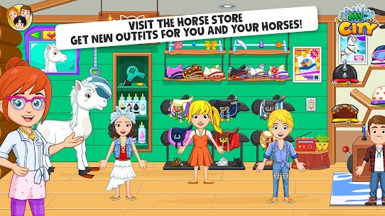 Free My City  Star Horse Stable 5