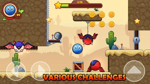 Ball Bounce Freaking - Mystic Journey Island 0.8.8 screenshots 4