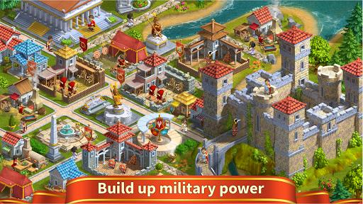 Rise of the Roman Empire: Grow, Build your Kingdom screenshots 9