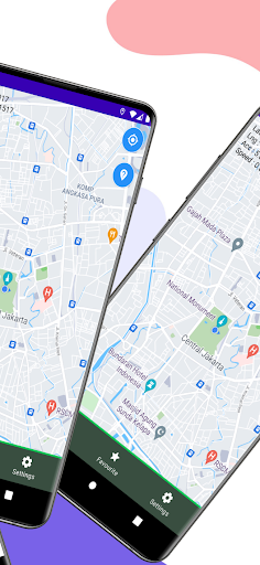 Fake GPS - GesKit screenshots 2