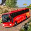 Offroad Tourist Bus Driving Simulator 2021 icon