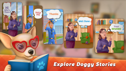 Dog Town: Pet Shop Game, Care & Play Dog Games 1.4.54 screenshots 7