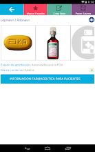 AIDSinfo Drug Database screenshot thumbnail
