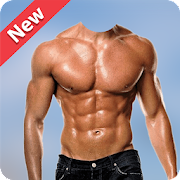 Body Builder Photo Suit (Six pack abs editor)