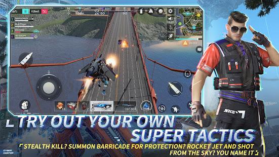 Cyber Hunter 0.100.415 Screenshots 2