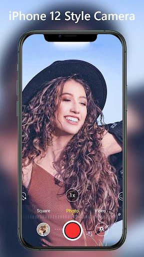 iCamera: Camera for iPhone 12 u2013 iOS 14 Camera 1.2.6 Screenshots 1