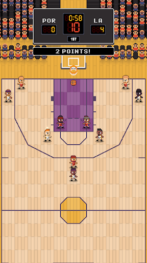 Hoop League Tactics  screenshots 2