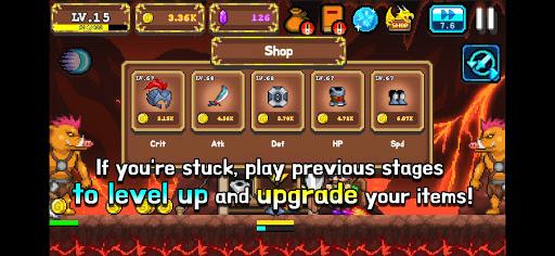 Tap Knight : Dragon's Attack 1.0.7 screenshots 21