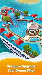 The Love Boat: Puzzle Cruise – Your Match 3 Crush! Screenshot