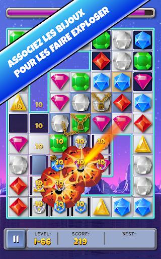 Match 3 Jewels APK MOD (Astuce) screenshots 1