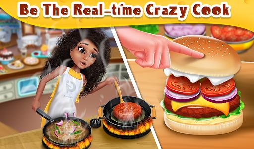 My Rising Chef Star Live Virtual Restaurant  screenshots 1