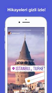 Ücretsiz Gizlice Instagram Story Reels İzle  İndir 3