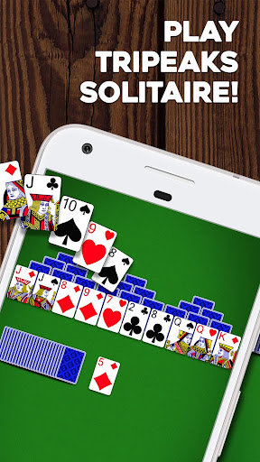 TriPeaks Solitaire android2mod screenshots 1