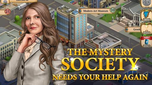 Relic Match 3: Mystery Society 4.40 screenshots 21