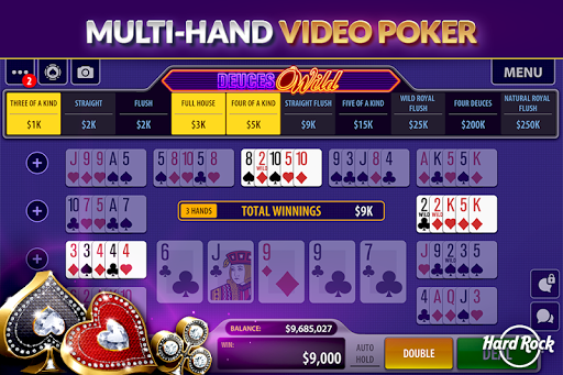 Hard Rock Blackjack & Casino 39.7.0 screenshots 5