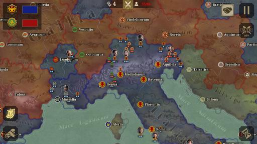 Great Conqueror: Rome - Civilization Strategy Game  screenshots 4