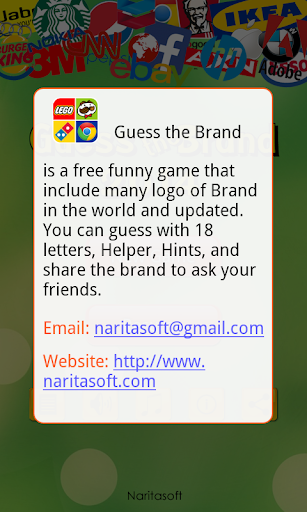 Guess the Brand For PC Windows (7, 8, 10, 10X) & Mac Computer Image Number- 12