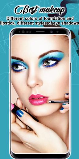 MakeUp Camera Selfie Beauty 0.2 Screenshots 4