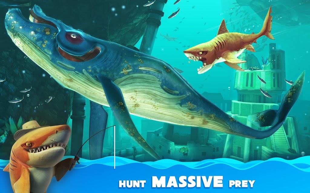 Hungry Shark World poster 14