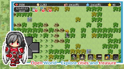 Isekai Traveling Merchant - Single Role Play RPG 1.1.48 screenshots 1
