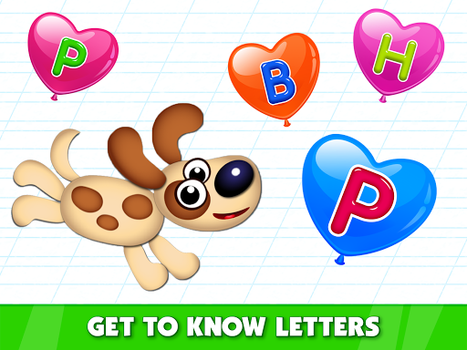 Bini Super ABC! Preschool Learning Games for Kids!  screenshots 12