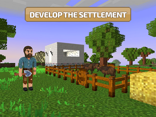 Craft World 3D: Free Block Craft Mini World games! 0.9.6 screenshots 14
