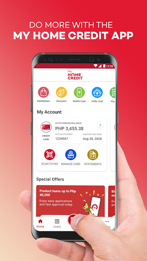 My Home Credit Philippines apktram screenshots 1