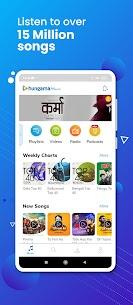 Hungama Music MOD APK (Premium Subscription) Download 1