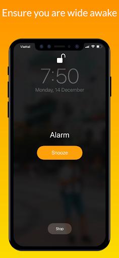 iClock iOS - Clock iPhone Xs, Phone 13 android2mod screenshots 5