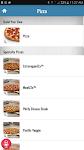 screenshot of Domino's Pizza USA