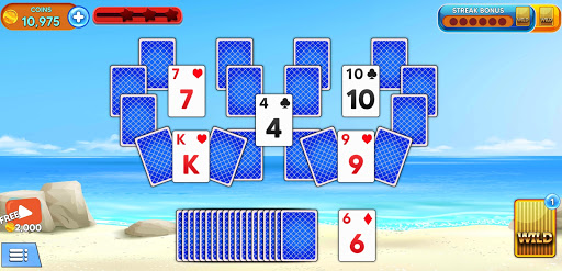 Solitaire Tripeaks - Endless Summer modavailable screenshots 23