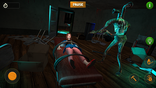 Pipe Head Game: Horror Haunted Hospital apkdebit screenshots 6