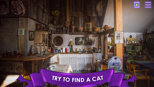 Find a Cat: Hidden Object modiapk screenshots 1