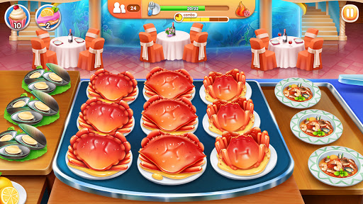 My Cooking - Restaurant Food Cooking Games modavailable screenshots 4
