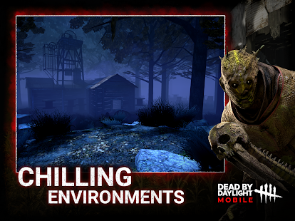Dead by Daylight Mobile - Multiplayer Horror Game screenshots 23