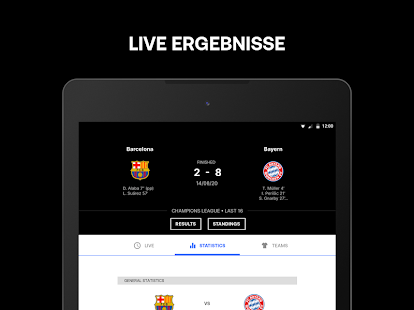Eurosport: Sport News & Ergebnisse Screenshot