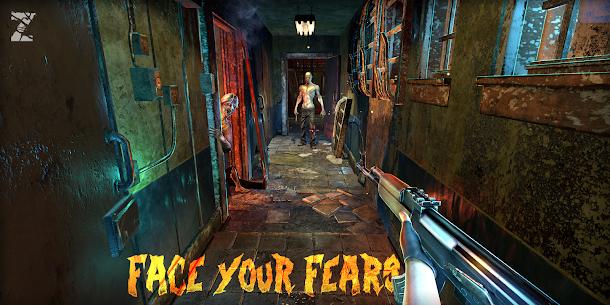 Mort Zombie Shooter: țintă Zombie Jocuri 3D 2