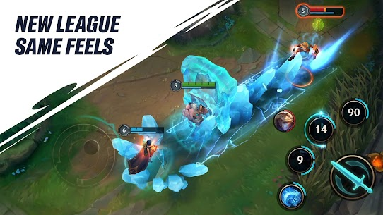League of Legends: Wild Rift (Early Access) v1.0.0.3386 1