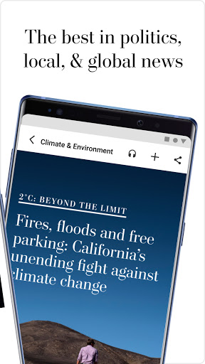 The Washington Post 5.8.1 Screenshots 2