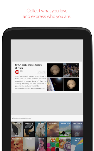 Flipboard - Latest News, Top Stories & Lifestyle 4.2.65 Screenshots 11