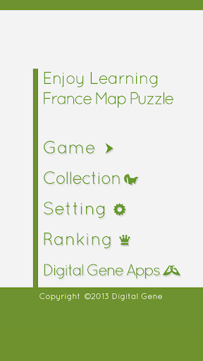 Enjoy Learning France Map Puzzle apkmr screenshots 5