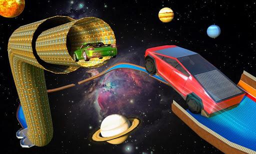 Ramp Car Stunts Racing - Extreme Car Stunt Games screenshots 2