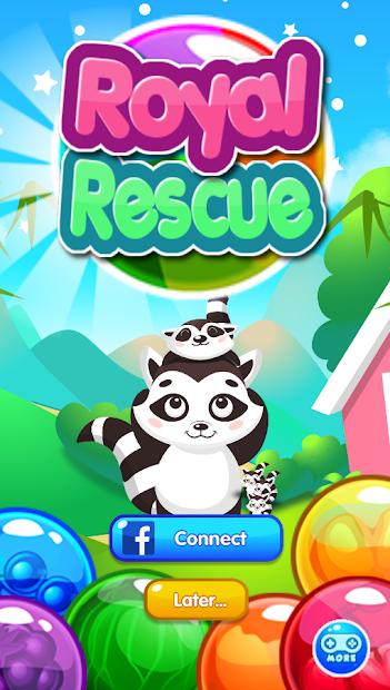 Royal Rescue Bubbles!